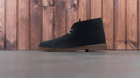 Desert Boot Dark Grey Suede