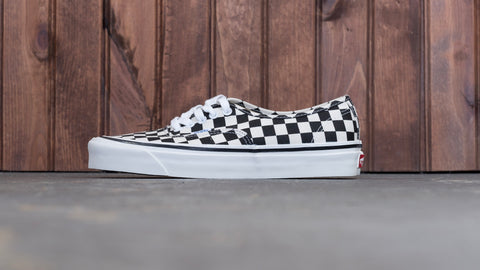 Anaheim Factory Authentic 44 DX Black Check