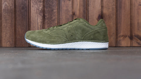 Feedom Runner Green