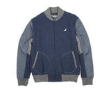 Staple Pieced Loopback Bomber Jacket - 8 One Sneaker House  - 1