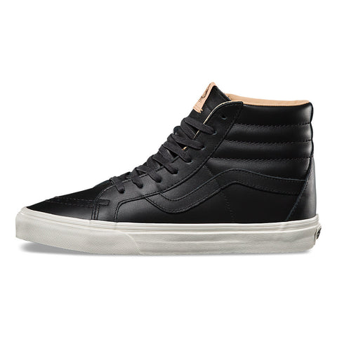 Sk8-Hi Reissue Lux Leather Black