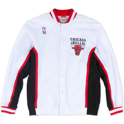 NBA Authentic Warm Up Jacket Bulls 92-93