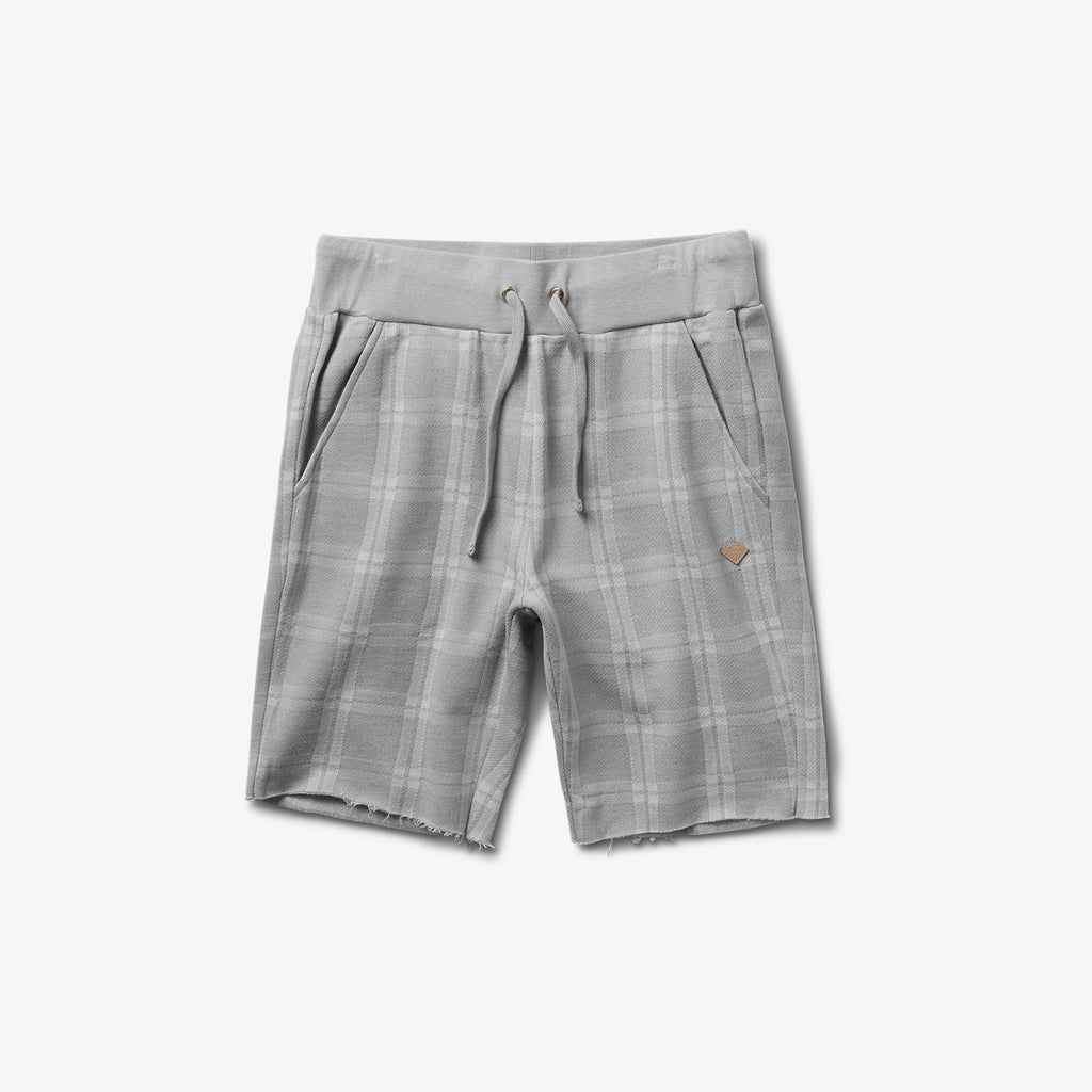 Diamond Supply Co EMERALD PLAID SWEATSHORTS - 8 One Sneaker House