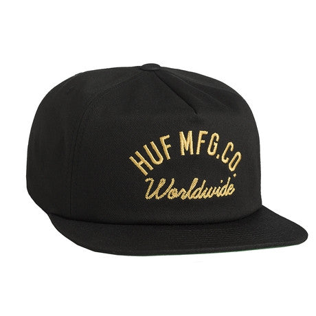 Huf Mechanics Snapback