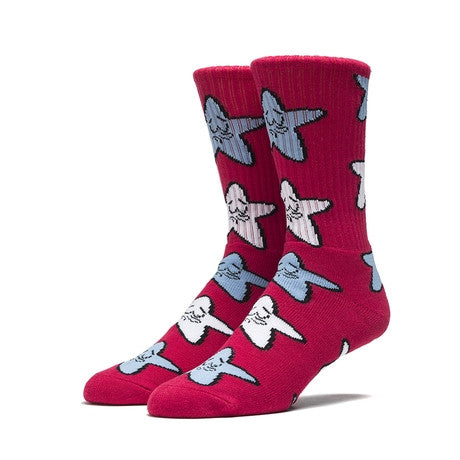 HUF BRUISER CREW SOCKS - 8 One Sneaker House