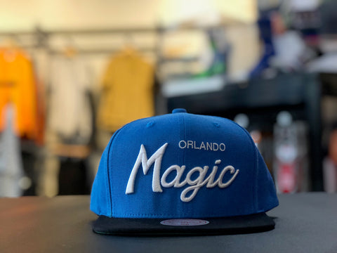 NBA Script Snapback Magic