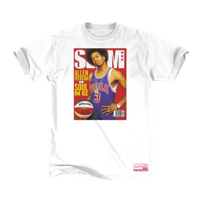 Slam Cover SS Tee - Allen Iverson