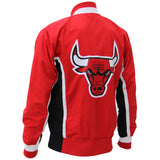 Mitchell & Ness Chicago Bulls Hardwood Classics Authentic Vintage Warm-Up Jacket - 8 One Sneaker House  - 2