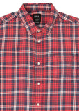 RVCA Sid Long Sleeve Plaid Flannel - 8 One Sneaker House  - 5