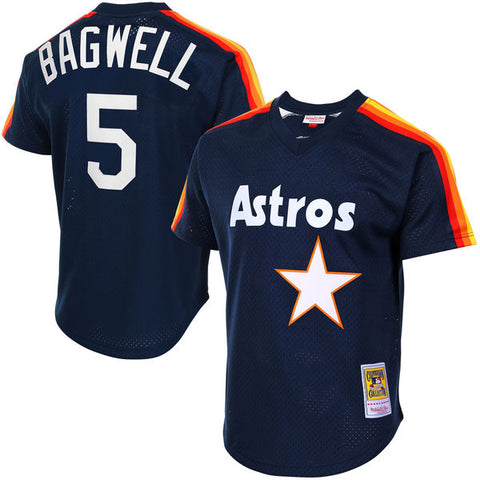 Jeff Bagwell Astros BP Jersey 91