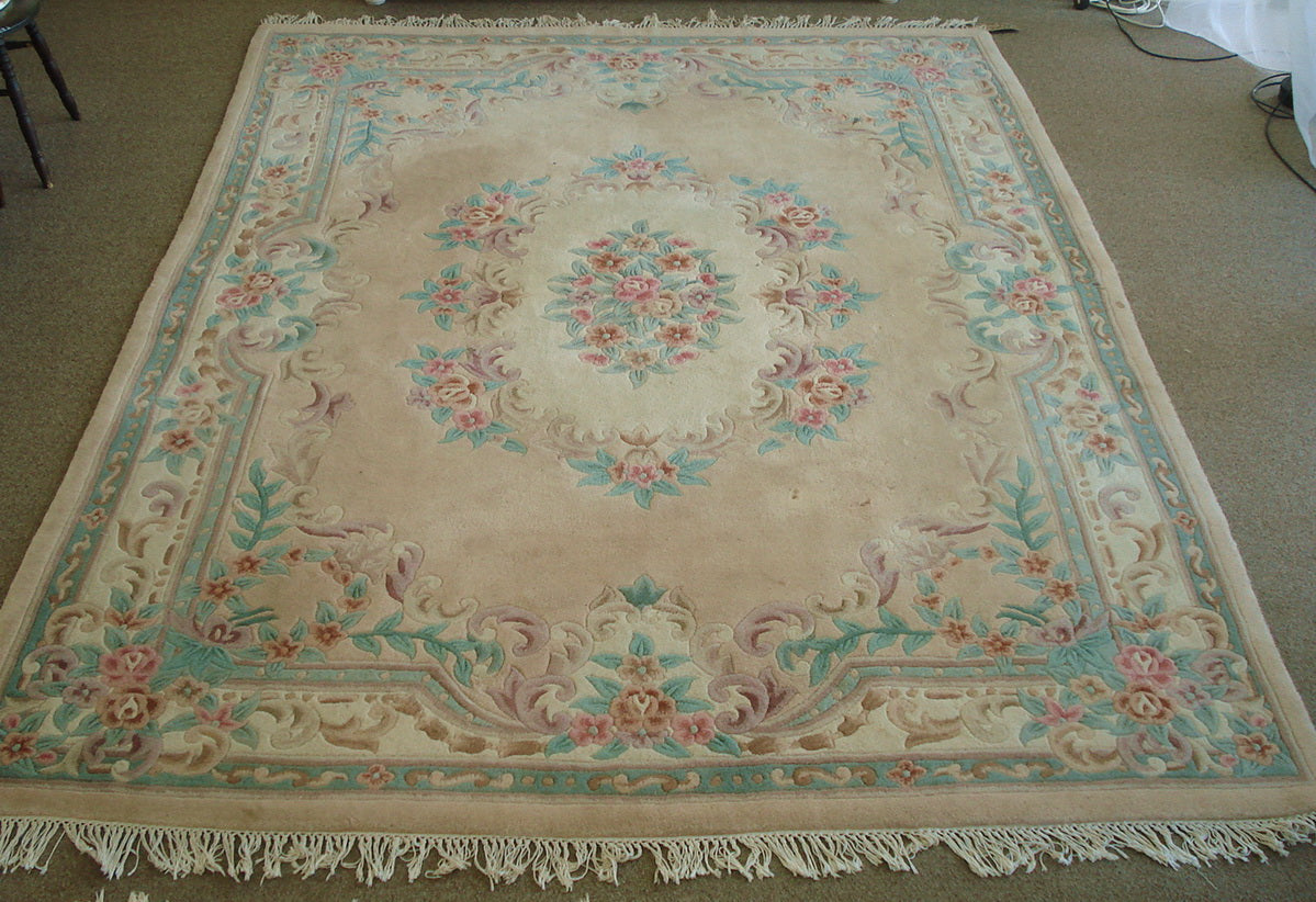 "Rug 10ft 8"" by 8ft 0"""