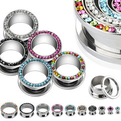 Jeweled Plugs