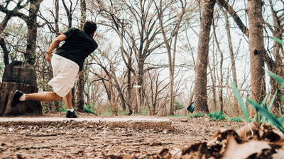 Disc Golf — An Urban Escape