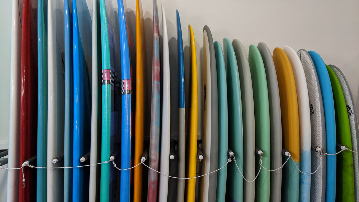 4 Types of Surfboards To Add To Your Quiver