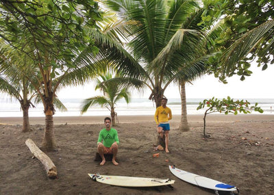 Gaining Some Momentum in Surf Travel