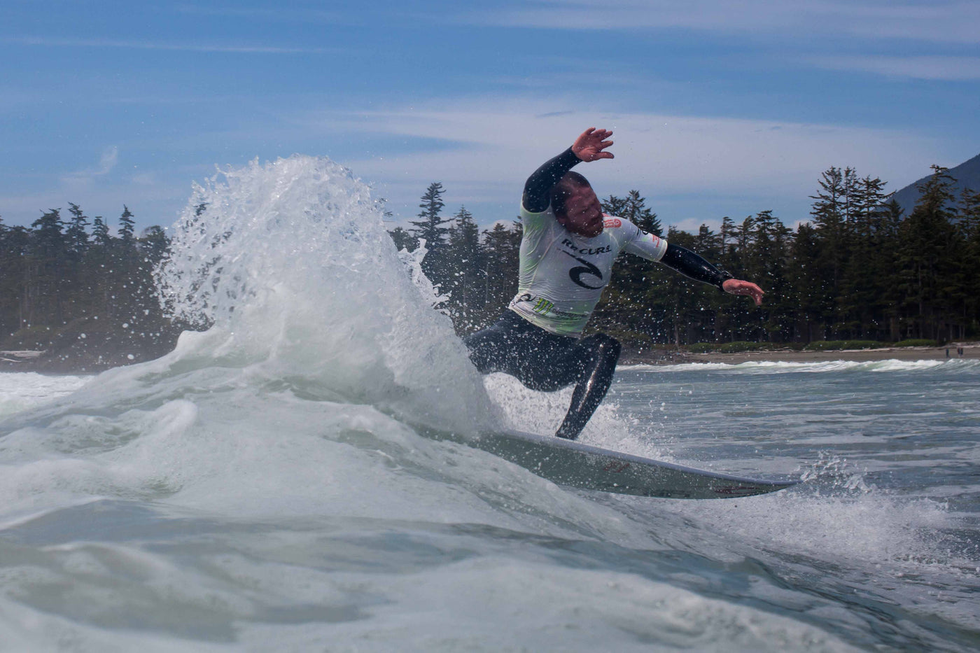 Trans-Canada Surf at the Rip Curl Tofino Pro