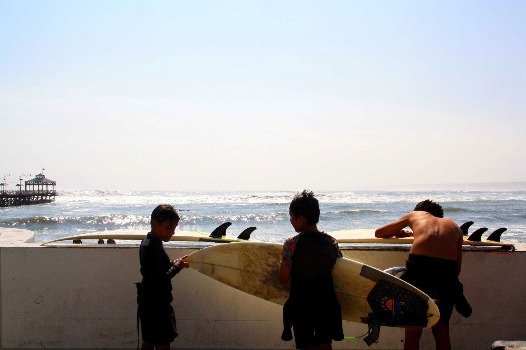 Surf the Greats Surf Camp Sustainable Travel Chicama Peru
