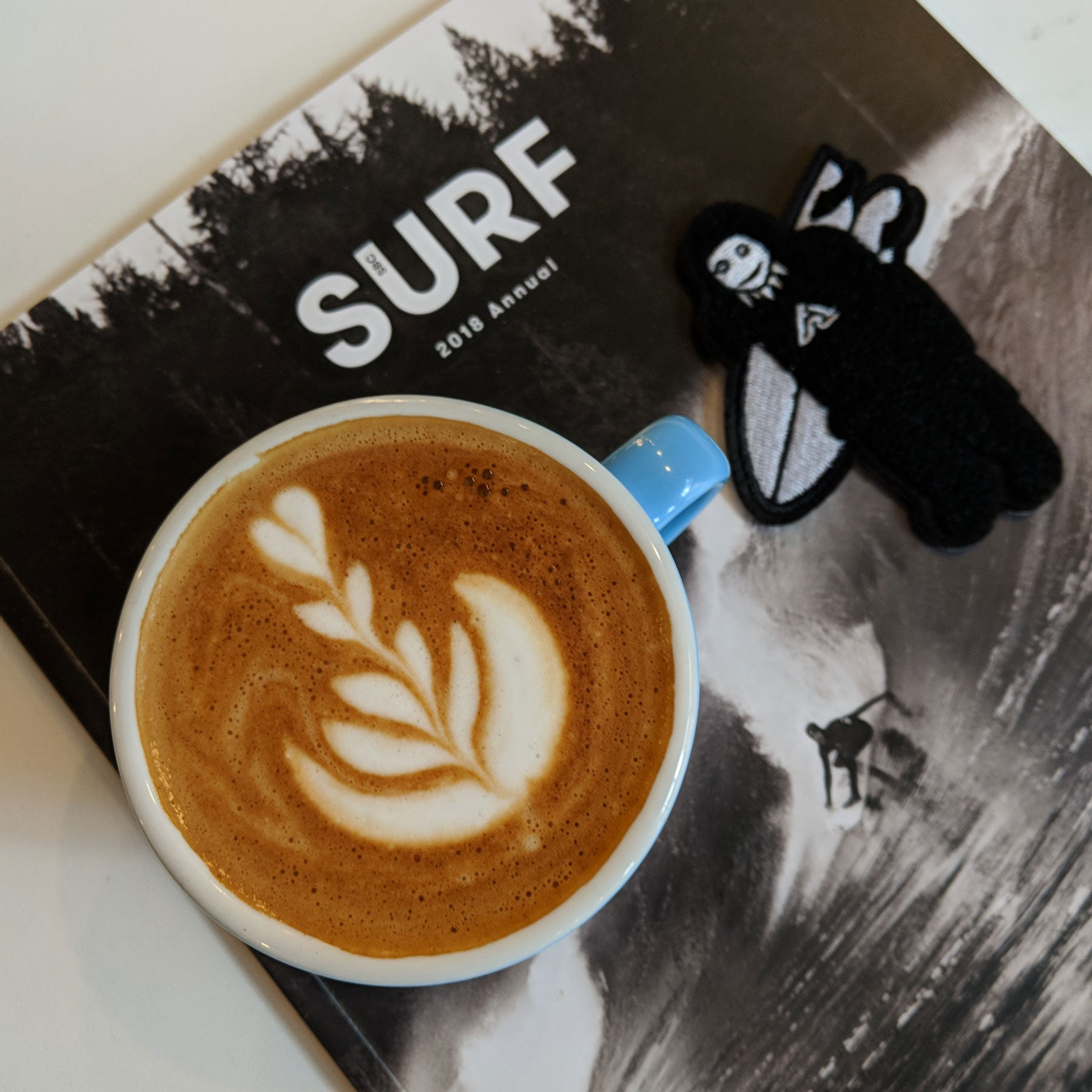 Surf the Greats Coffee