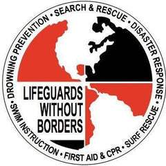 Lifeguards Without Borders Logo
