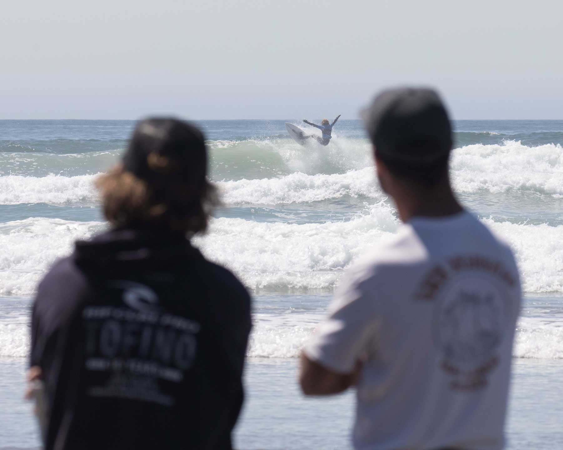 Rip Curl Nationals Surf Competition Canada Tofino by Lucas Murnaghan