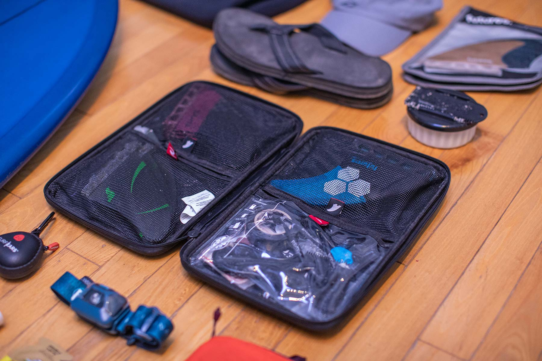 How to pack for a surf trip