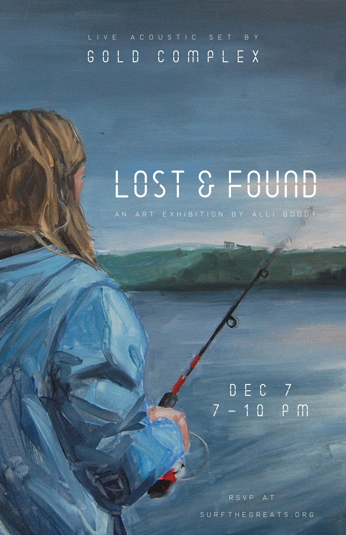 Lost & Found by Alli Boddy at Surf the Greats Toronto