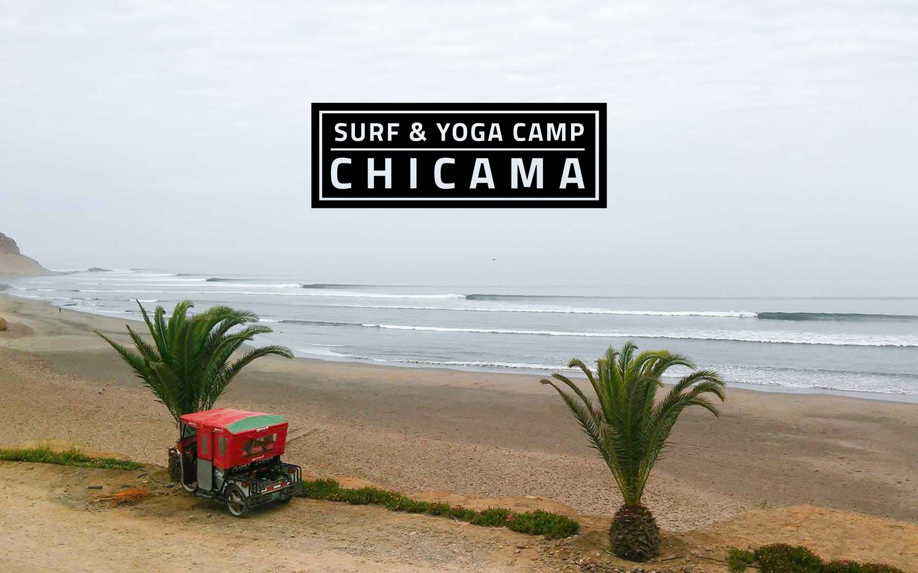 Surf the Greats Surf and Yoga Camp Chicama Peru