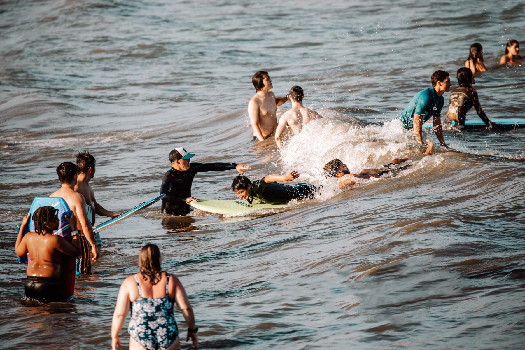 ISA Surfer's Rescue and Safety Course Kincardine