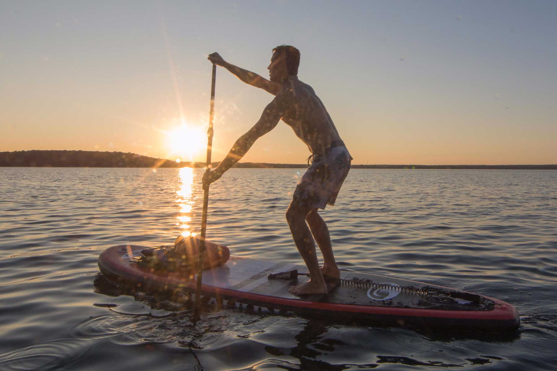 standup paddle boarding toronto sup