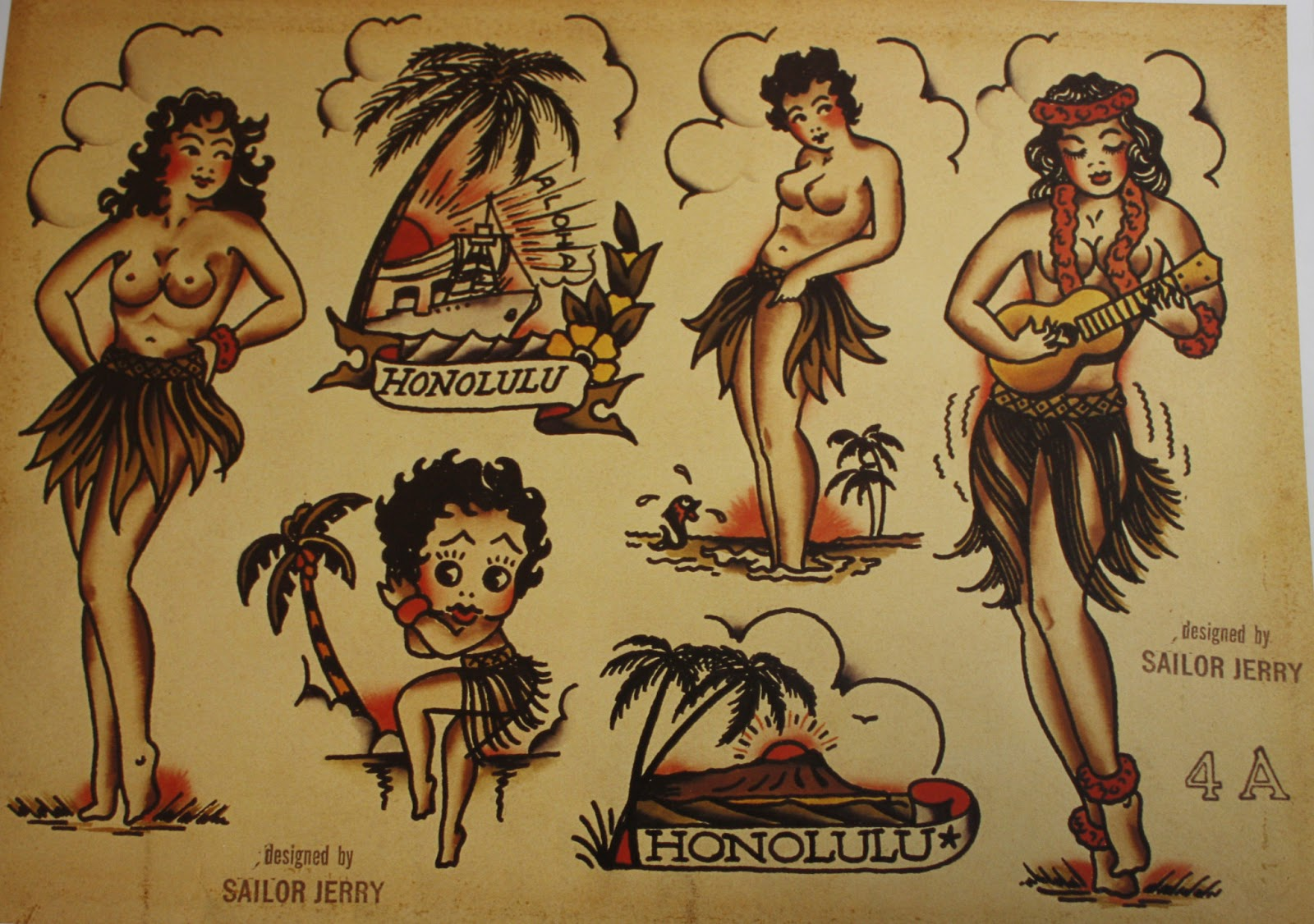 """Sailor Jerry"" Collins"