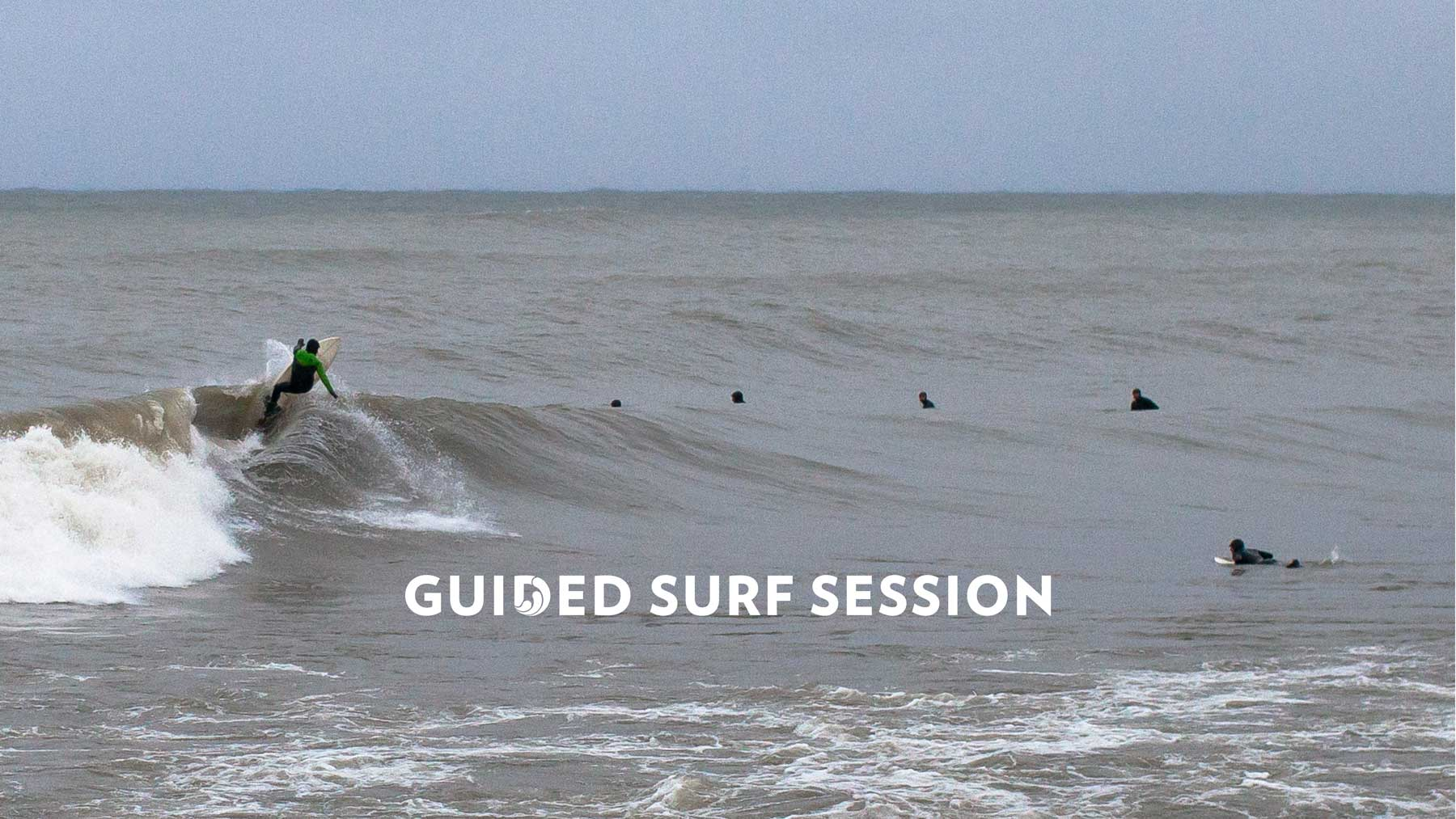 Guided Surf Session