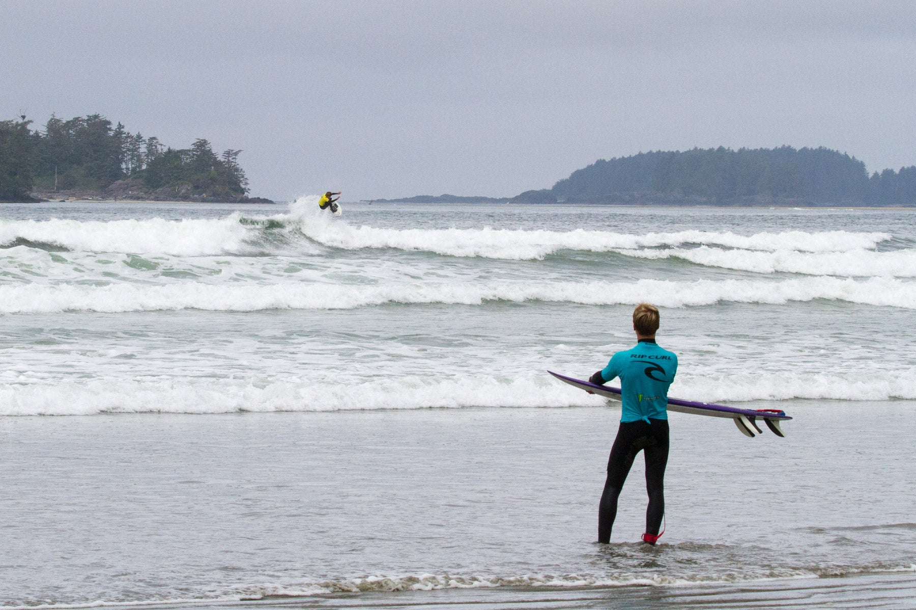 Rip Curl Tofino Pro Surf the Greats