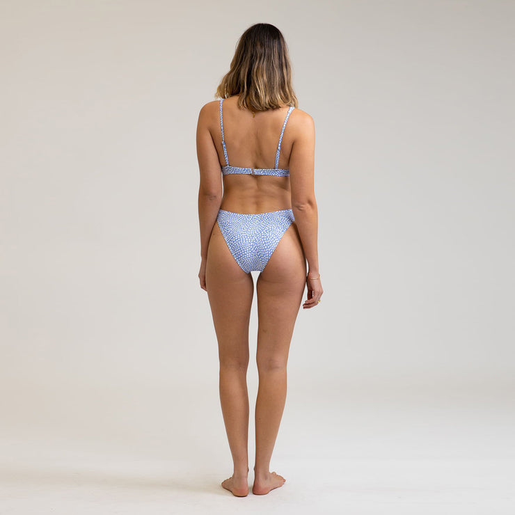 Rhythm Mozambique Beach Pant - Cornflower