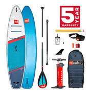PRE-ORDER FOR MAY - Red Paddle Co. 11'3 Sport MSL Inflatable SUP Package - 2021