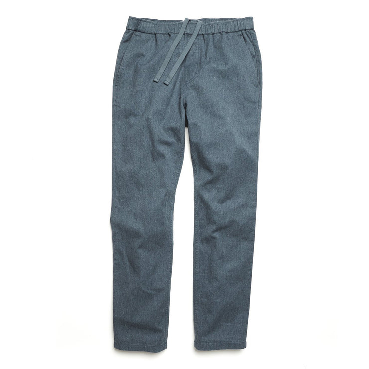 Outerknown Men's Verano Beach Pant - Deep Blue