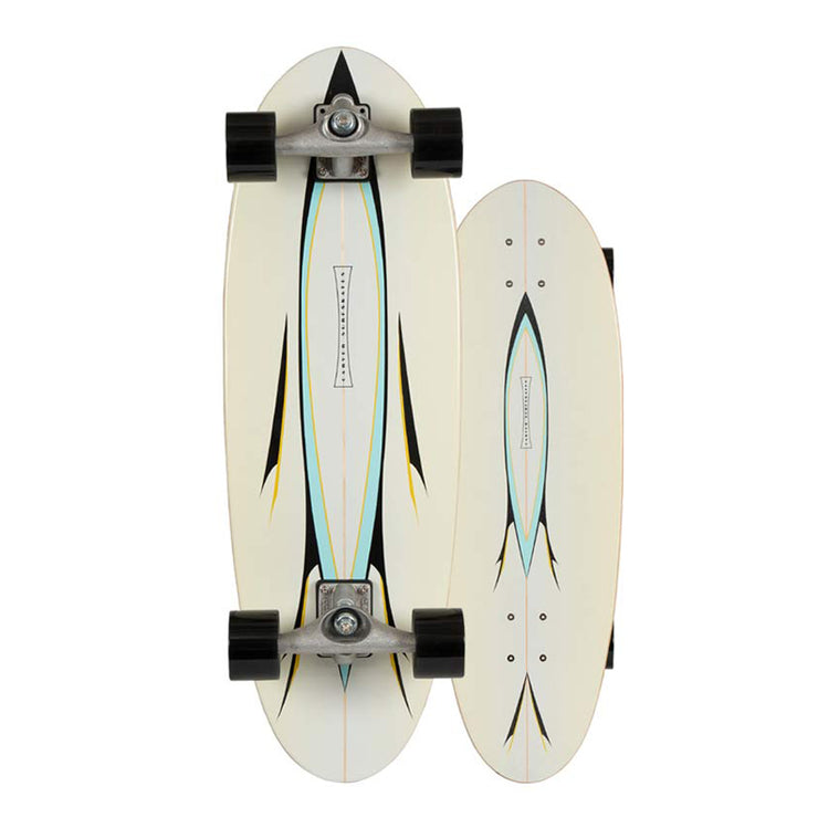 Carver CX Raw Nomad Surfskate - 30.25""