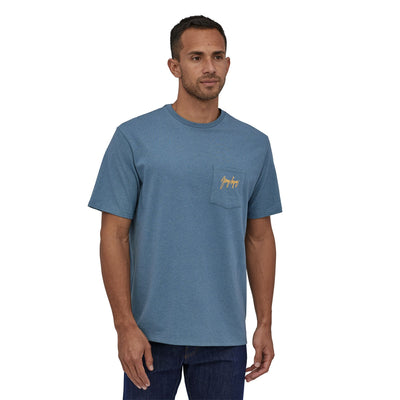 Patagonia Men's Gerry Lopez Pocket Responsibili-Tee