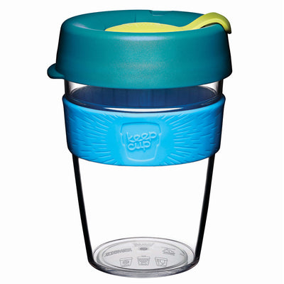 Keep Cup Reusable Cup - 12 Oz Clear - Variety of Colours