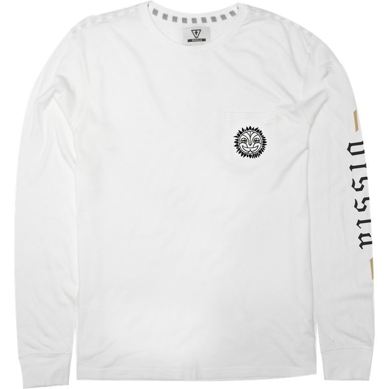 Vissla Outpost L/S Tee