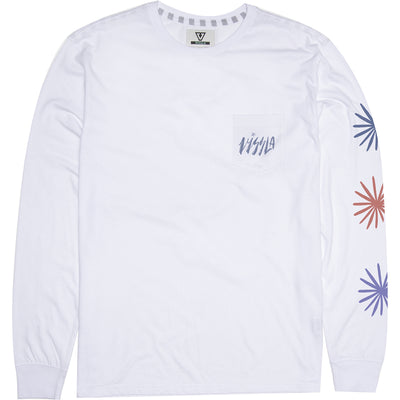 Vissla Outside Sets L/S Tee