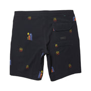 "Vissla Outside Sets 18.5"" Boardshort - Black"
