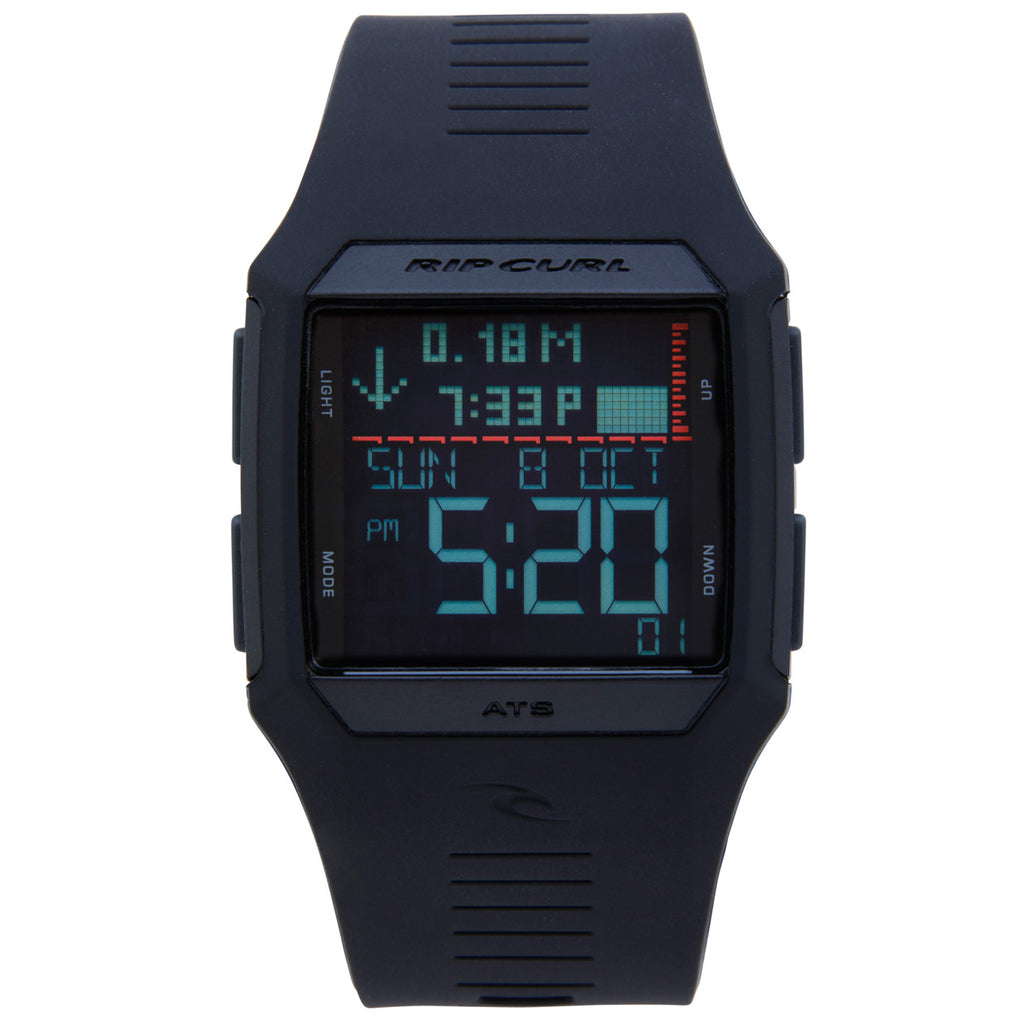 Rip Curl Rifles Tide Watch - Midnight