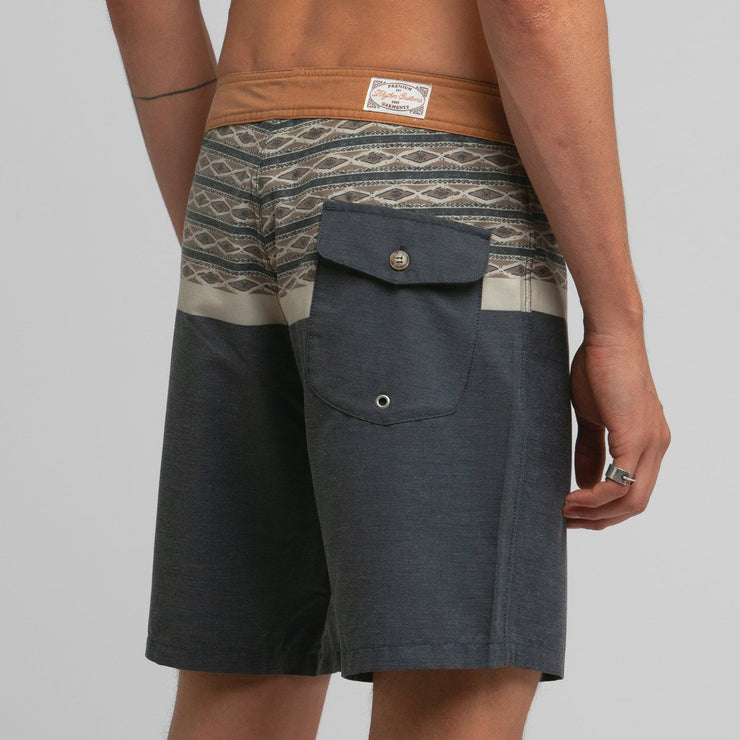 Rhythm Tribe Trunk - Navy