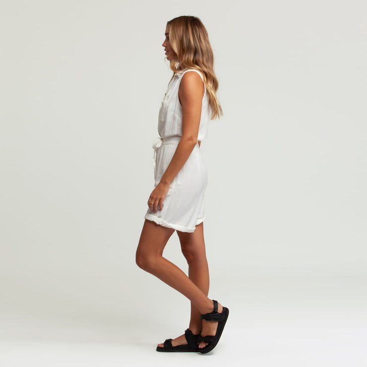 Rhythm Bella Romper - Cloud