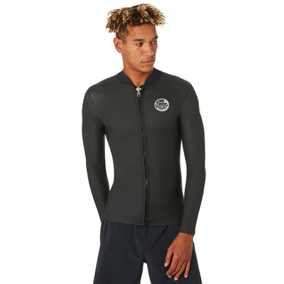 Rip Curl Dawn Patrol 1.5mm L/S Front Zip Jacket