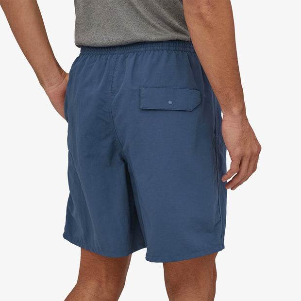 "Patagonia Men's Baggies Shorts - 7"" - Pigeon Blue"