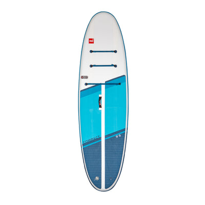 PRE-ORDER FOR SPRING - Red Paddle Co. Compact 9'6 MSL Inflatable SUP - 2021