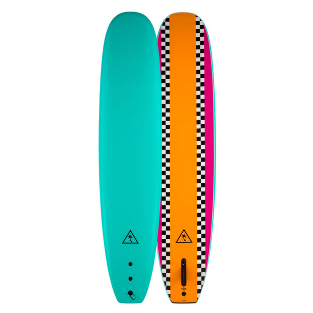 "PRE-ORDER FOR OCTOBER - Catch Surf Heritage Series 8'6"" Noserider - Single Fin"
