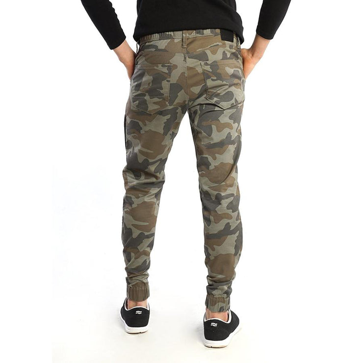 DUER No Sweat Jogger Live Free - Camo-Civilian