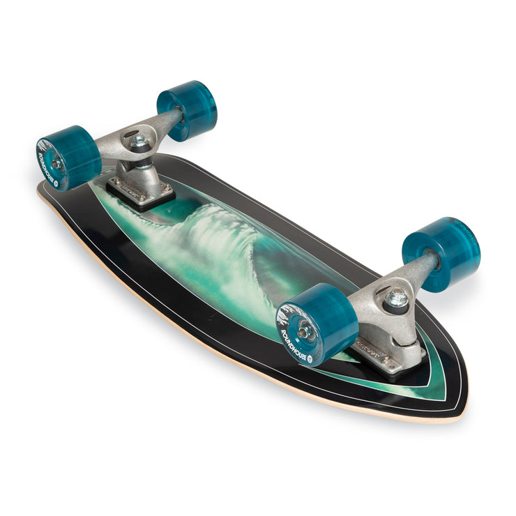 "Carver CX Raw 28"" Super Snapper Surfskate 28"""